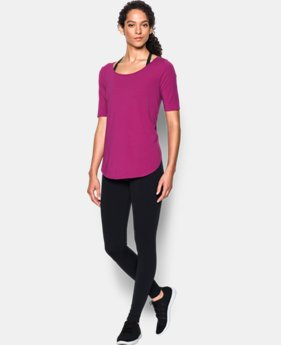 Women's UA Essential Demi T-Shirt  LIMITED TIME: FREE U.S. SHIPPING  $29.99