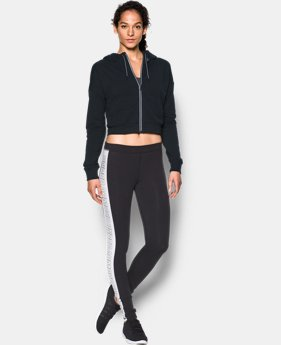 Women's UA Modern Terry Crop Jacket