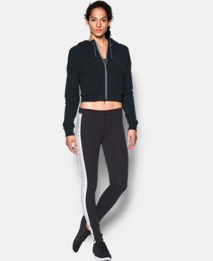 Women's UA Modern Terry Crop Jacket  1 Color $79.99