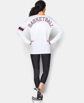 Women's UA Basketball Long Sleeve  1 Color $49.99