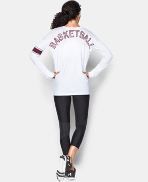 Women's UA Basketball Long Sleeve   $44.99