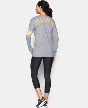 Women's UA Volleyball Long Sleeve LIMITED TIME: FREE SHIPPING 1 Color $49.99