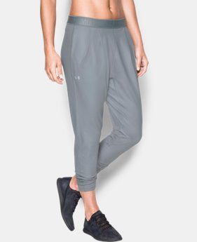 New Arrival  Women's UA City Hopper Harem Pant  1 Color $94.99