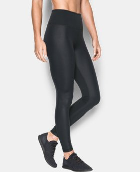 Women's UA Mirror Hi-Rise Shine Legging