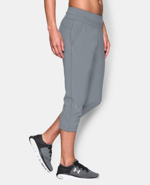 New Arrival  Women's UA HeatGear® Sunblock 50 Pants  3 Colors $59.99