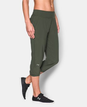 Women's Under Armour Sunblock Crop  1 Color $44.99