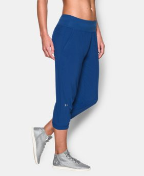 Women's UA HeatGear® Sunblock 50 Pants  1 Color $49.99