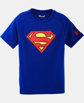 Boys' Pre-School Under Armour® Alter Ego Superman