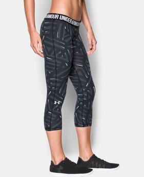 New Arrival Women's UA Favorite Crosscheck Capri  1 Color $44.99