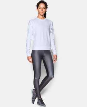 Best Seller Women's UA Modern Terry Crew  1 Color $79.99