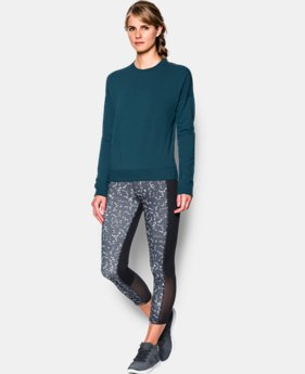 Best Seller Women's UA Modern Terry Crew   $69.99 to $79.99