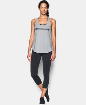 New Arrival  Women's UA Essential Every Day Matters Tank LIMITED TIME: FREE SHIPPING 1 Color $44.99