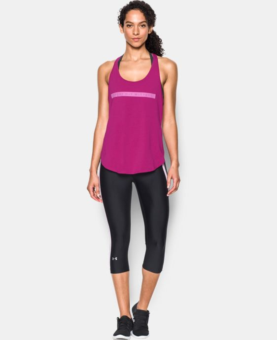 Women's UA Essential Every Day Matters Tank  1 Color $39.99