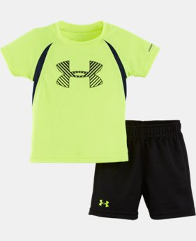 Boys' Infant UA Energy Big Logo Set