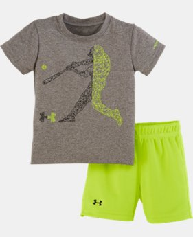 Boys' Infant UA Baseball Set