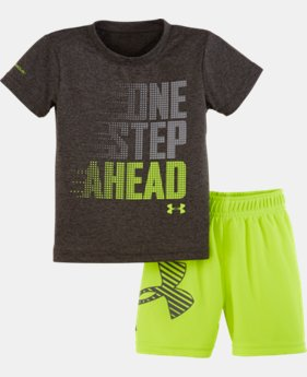 Boys' Infant UA One Step Ahead Set