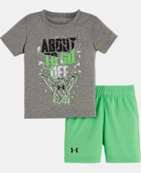New Arrival Boys' Infant UA About To Go Off Set  1 Color $32.99