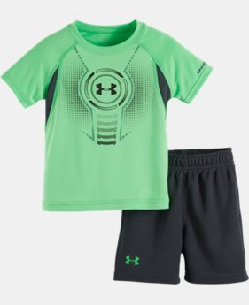 Boys' Infant UA Logo Shield Set  1 Color $24.99