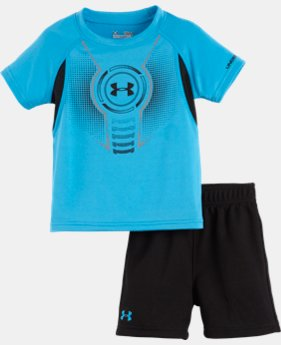 Boys' Infant UA Logo Shield Set
