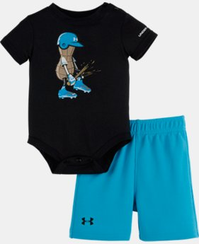 Boys' Infant UA Peanut Baseball Set
