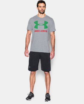 Men's UA Sportstyle Sweater T-Shirt