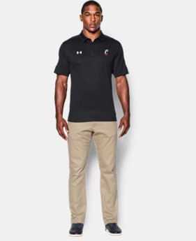 Men's Cincinnati UA Huddle Polo