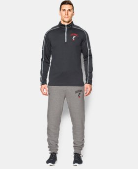 Men's Cincinnati UA Rival Fleece Joggers