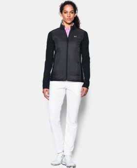Women's UA ColdGear® Infrared Full Zip Jacket  1 Color $149.99