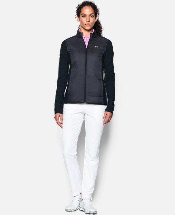 Women's UA ColdGear® Infrared Full Zip Jacket LIMITED TIME: FREE U.S. SHIPPING 1 Color $149.99