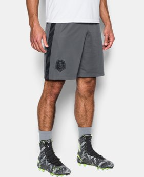 New Arrival  Men's UA Lax Tech™ Mesh Shorts  1 Color $39.99