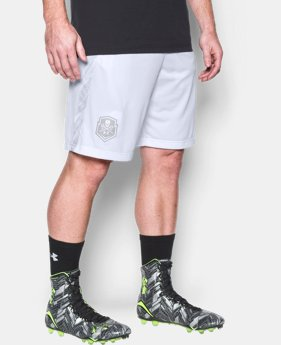 New to Outlet Men's UA Lax Tech™ Mesh Shorts  1 Color $20.99