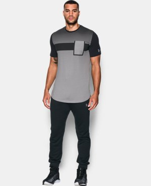 Men's UA Pursuit Pocket T-Shirt  1 Color $44.99