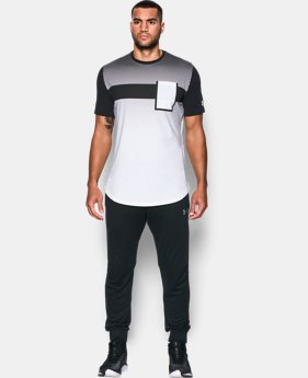Men's UA Pursuit Pocket T-Shirt  1 Color $33.99