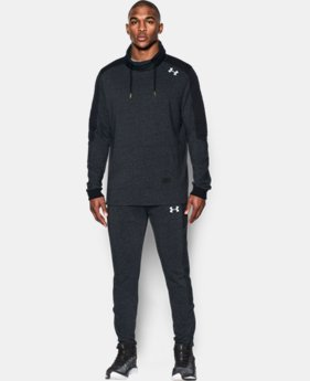 Men's UA Pursuit Camo Funnel Neck LIMITED TIME: FREE U.S. SHIPPING 1 Color $74.99