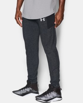 Men's UA Pursuit Tapered Pants LIMITED TIME: FREE U.S. SHIPPING  $74.99