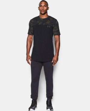 Men's UA Pursuit Circle Camo T-Shirt LIMITED TIME: FREE U.S. SHIPPING 2 Colors $39.99