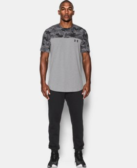 Men's UA Pursuit Camo T-Shirt  1 Color $39.99