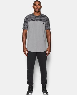 Men's UA Pursuit Camo T-Shirt  2 Colors $39.99
