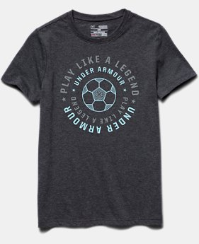 Girls' UA Play Like A Legend T-Shirt