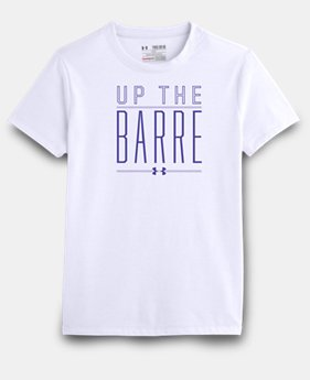 Girls' UA Up The Barre T-Shirt