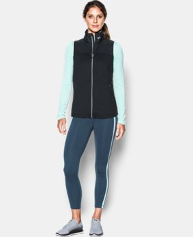 New Arrival Women's UA No Breaks ColdGear® Infrared Vest  1 Color $99.99
