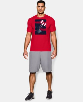 Men's UA Big Up the Flag T-Shirt