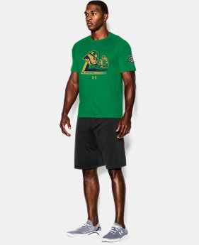 Men's Notre Dame Shamrock Series UA Lepruchan T-Shirt  1 Color $22.99