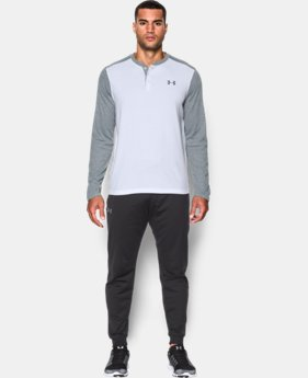 Men's UA ColdGear® Infrared Lightweight Henley  1 Color $33.74 to $33.99