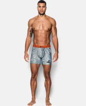 Men's UA Original Series Camo Boxerjock® LIMITED TIME OFFER 4 Colors $26.24