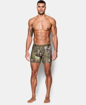 3 for $50 Men's UA Original Series Camo Boxerjock®  4 Colors $17.99 to $30
