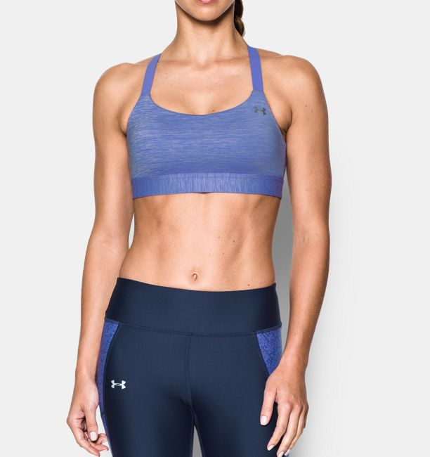4ef6fb6c6a Women s Armour® Eclipse Mid — Heather Sports Bra