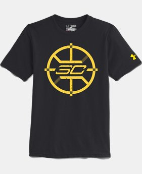 Boys' SC30 Scope Logo T-Shirt