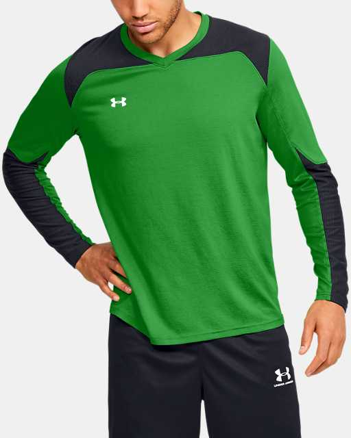 Men's UA Threadborne Wall Goalkeeper Jersey