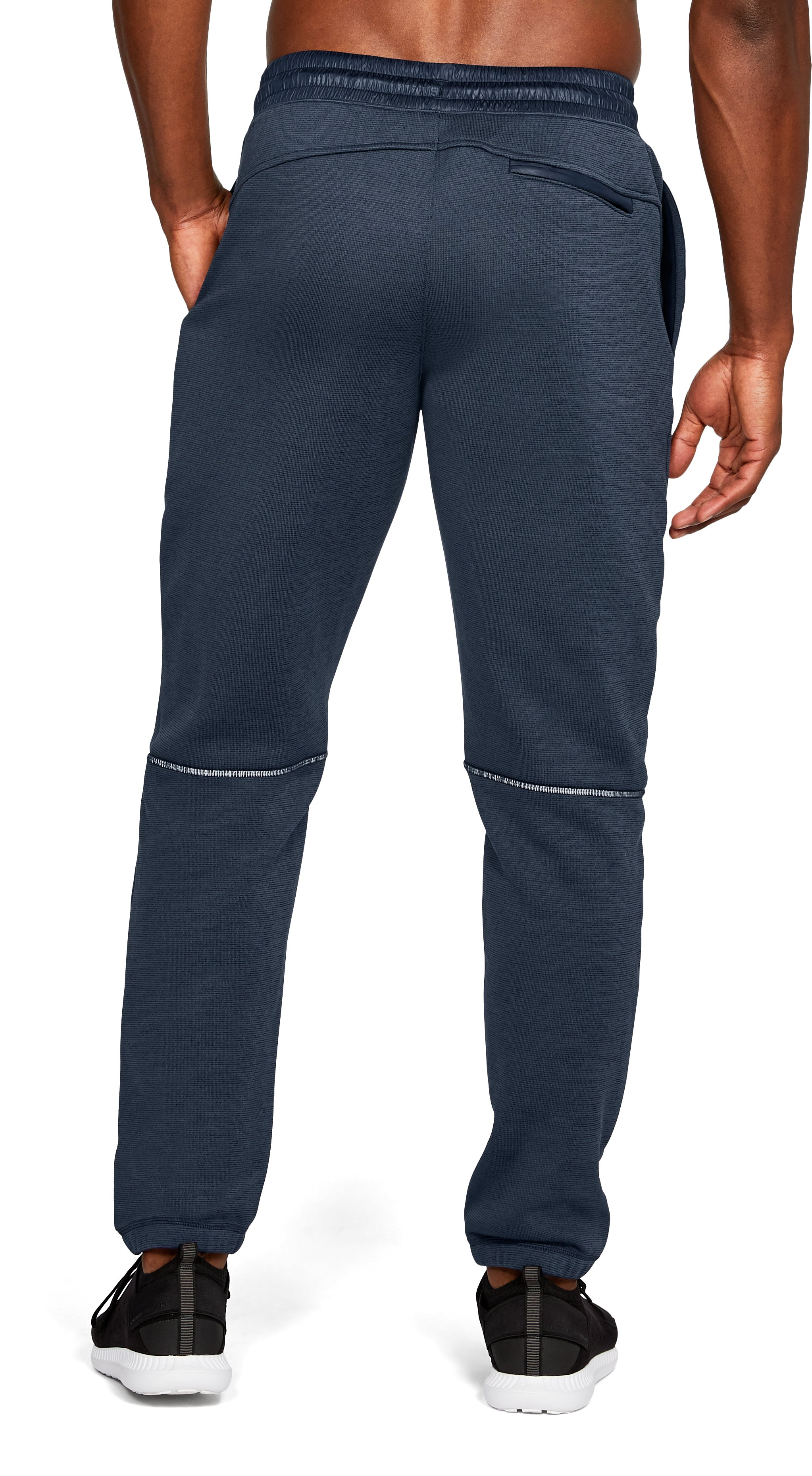 Men's UA Storm Swacket Pants, Midnight Navy, undefined